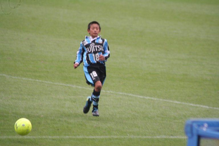 名賀海月選手