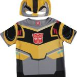 Bumblebee Costume T-Shirt (Ages 7-9)