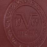 Women's Claret Red Casual Handbag