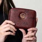 Women's Claret Red Wallet
