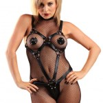 Women's Crotchless Sexy Harness