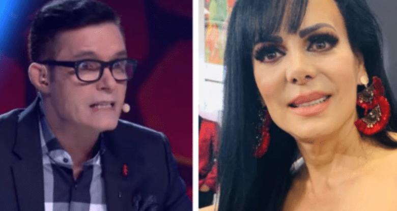 Horacio Villalobos se le va con todo a Maribel Guardia - La mejor