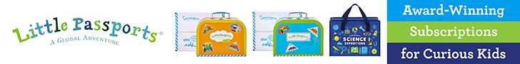 Little Passports - all subscriptions