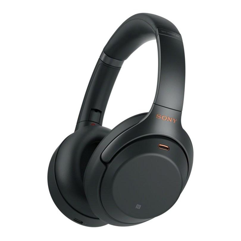 Sony WH-1000XM3 Bluetooth Over-ear hoofdtelefoon zwart