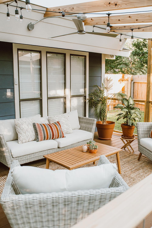 patio renovation materials info