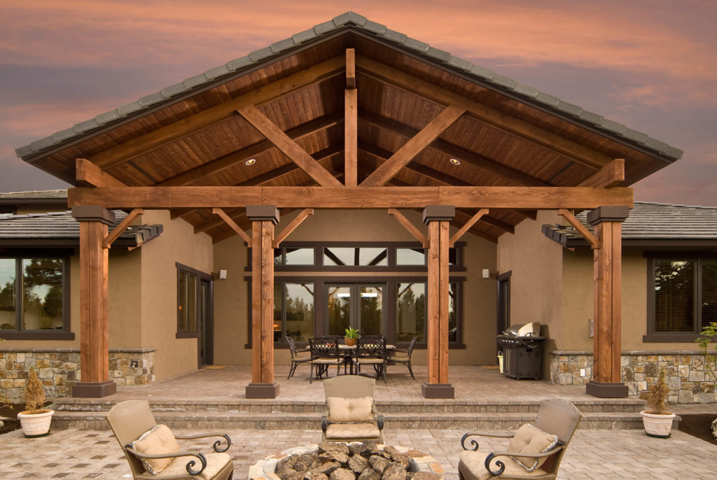 Front and Back Porch   Quality Hardscapes & Porch Masters on Covered Back Porch Ideas id=39720