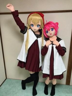 京子&あかり