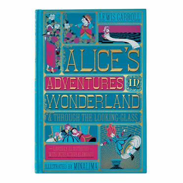 Alice's Adventures in Wonderland & Through the Looking-Glass ...