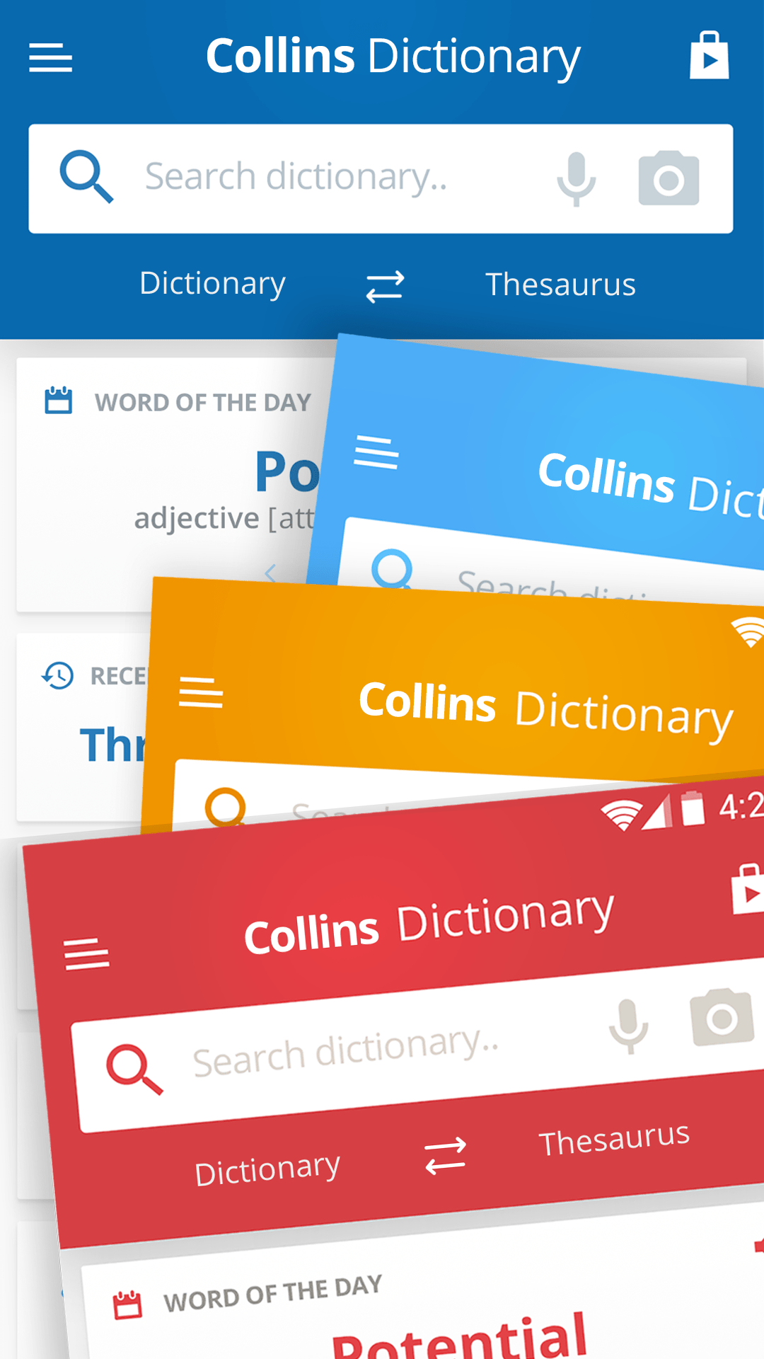 Collins English Dictionary And Thesaurus Complete Amp Unabridge
