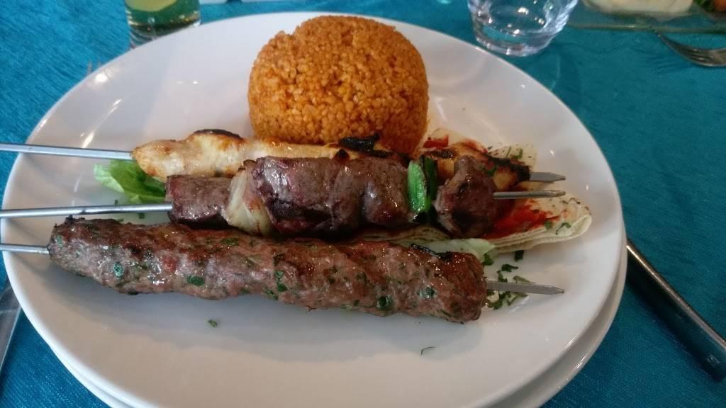 restaurant traditionnel libanais 78 a
