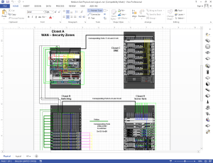 Create Visio Rack Elevation Diagrams | NetZoom
