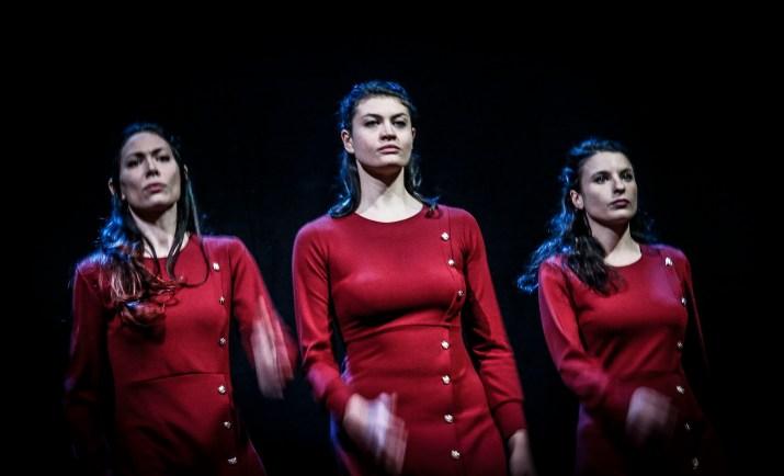 'TRE. Le Sorelle Prozorov'-regia G.Meola 1