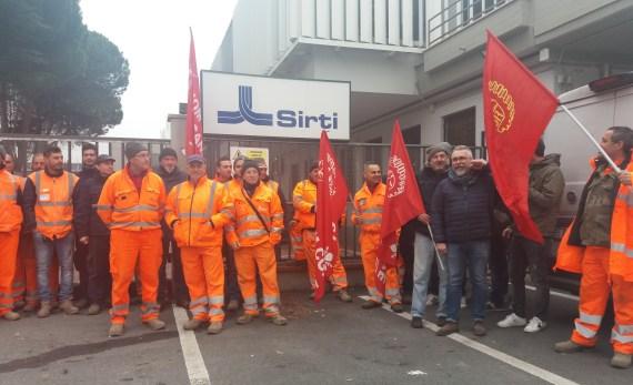 sirti sciopero 2