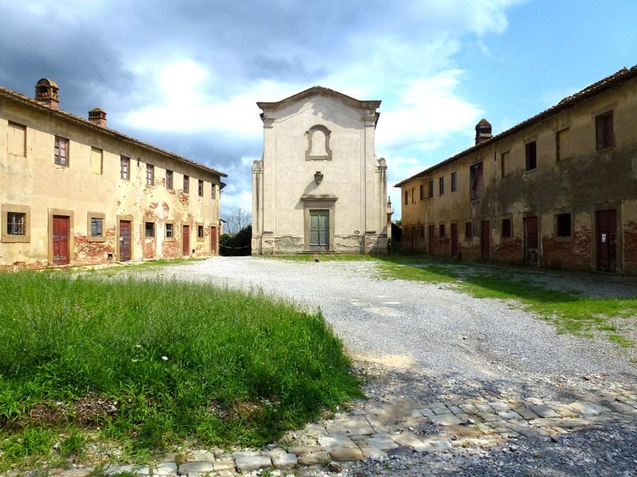 La Mappa dell'Abbandono _ Borgo di Villa Saletta - Palaia (PI) - G. Zaganelli