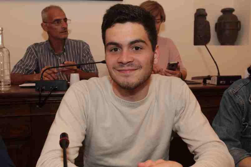 Giacomo Cafaggi Pd