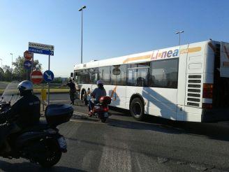 bus in panne