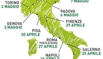 Bridgestone Venerdì 5 Maggio Controllo Gratuito Dei Pneumatici Al