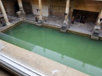 Roman Bath House.