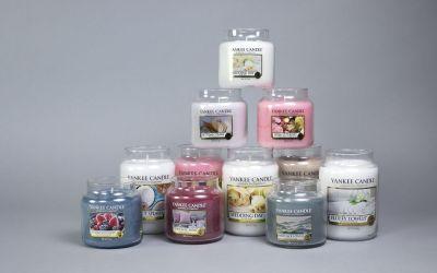 Svíčky Yankee Candle vnesou do vašeho domova mnohem víc než jen úžasnou vůni