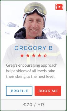 Greogy B Instructor Val Thorens
