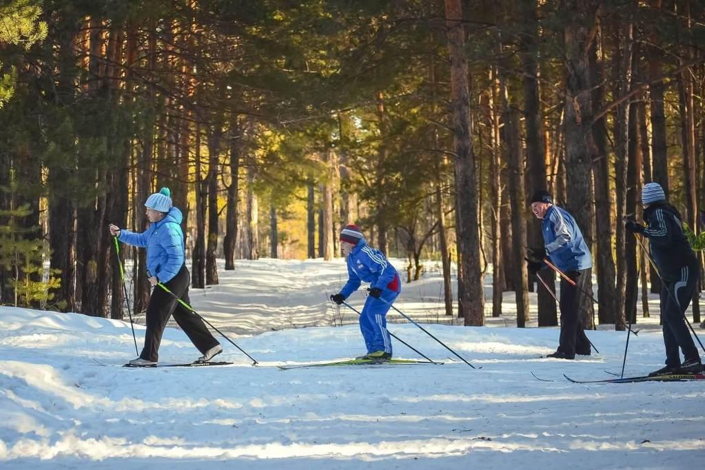Group Ski Lessons Les Arcs