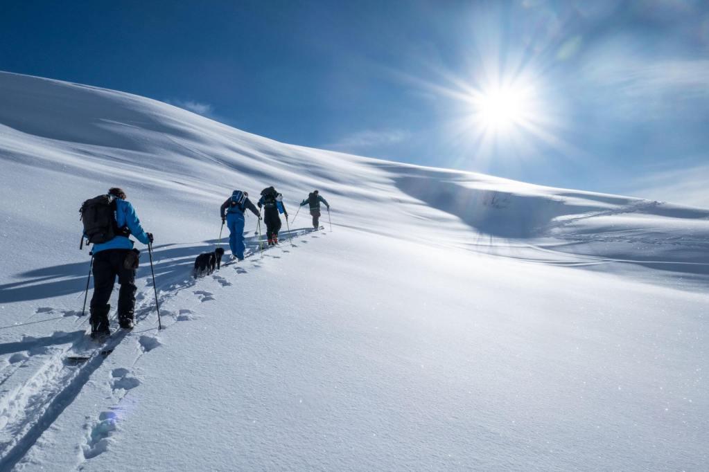 Off Piste Ski Lessons Val d'Isère