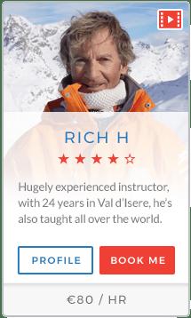 Rich H Instructor La Plagne