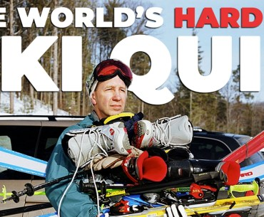 Ski Quiz Header