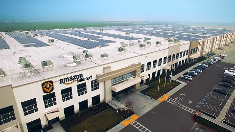 Amazon's need for speed on the journey to a low carbon, connected future