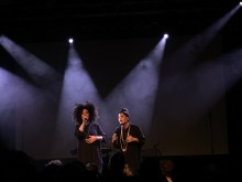 Ibeyi at the Technikum, Munich
