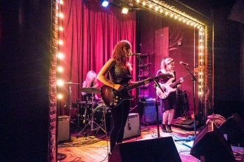 New Myths at Union Pool