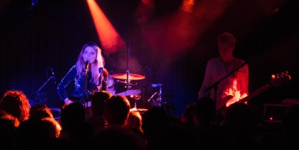 Wolf Alice at Poisson Rouge