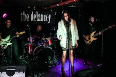 Danielle Cardona at The Delancey