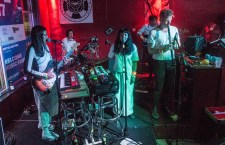 Sui Zhen at Iron Bear Bar (SXSW)
