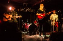 Ariah & at The Delancey December (glamglare showcase)