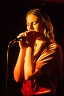 Marie Lang at The Delancey (glamglare showcase)