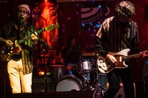 The Lulls at The Iron Bear (glamglare showcase)