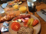 Breakfast in Reykjavik