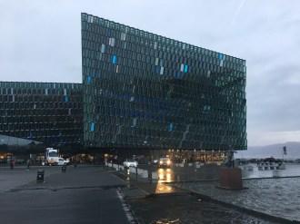 Harpa - Reykjavik