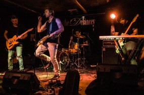 The Sleeping Tongues @ The Delancey