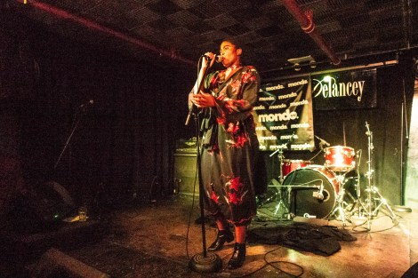 Karimah @ the Delancey