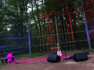 TORRES setup - Welcome Campers