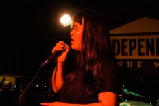 Paulina Vo at The Delancey (glamglare showcase)