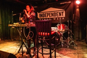 Sophie Colette at The Delancey (glamglare showcase)