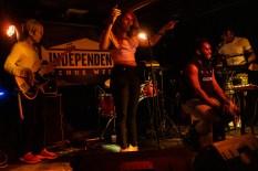 Shenna at The Delancey (glamglare showcase)