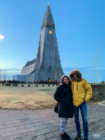 OOliver & Elke in Reykjavik #Airwaves19