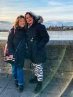 Sophie & Elke in Reykjavik #Airwaves19