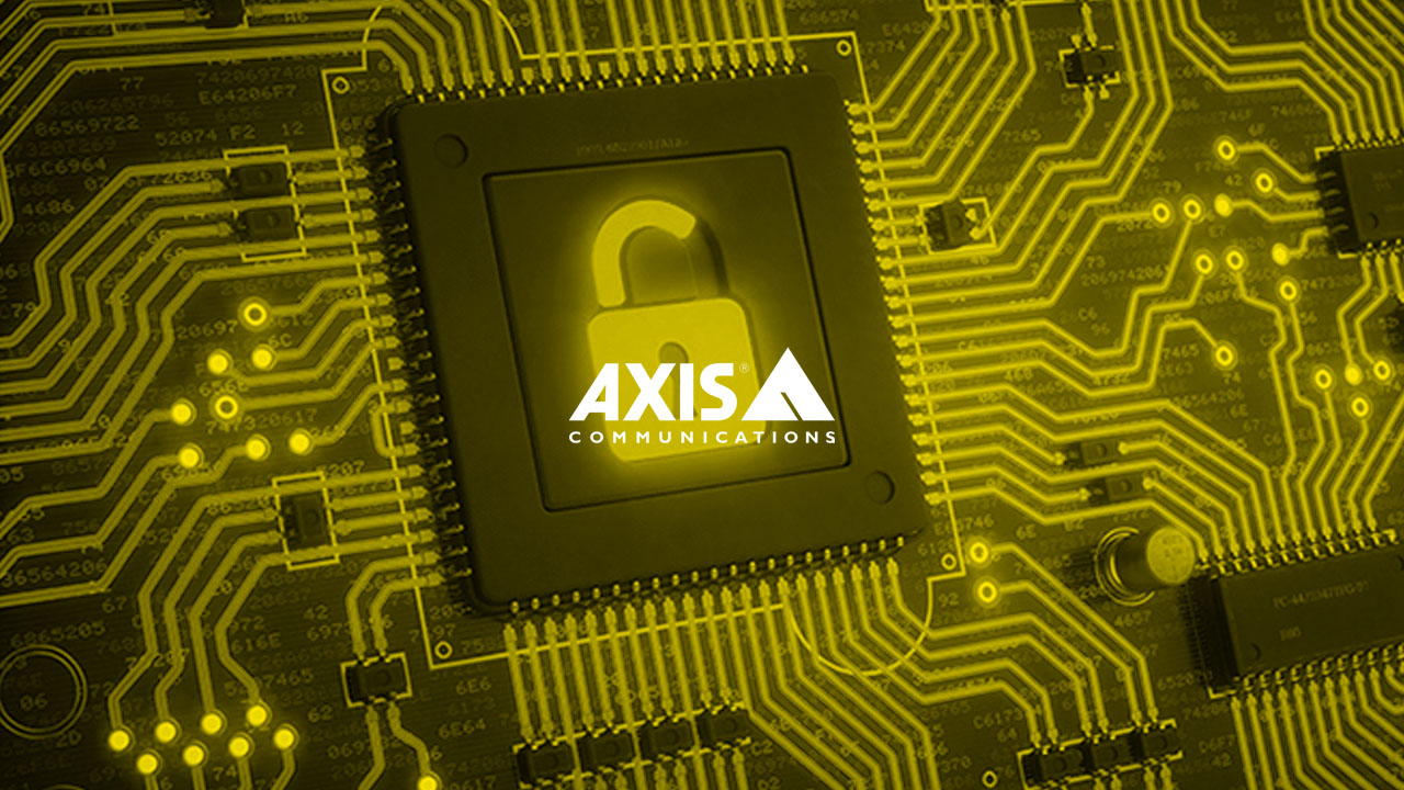 Axis: The Cyber Security Risk of Physical Security Technology