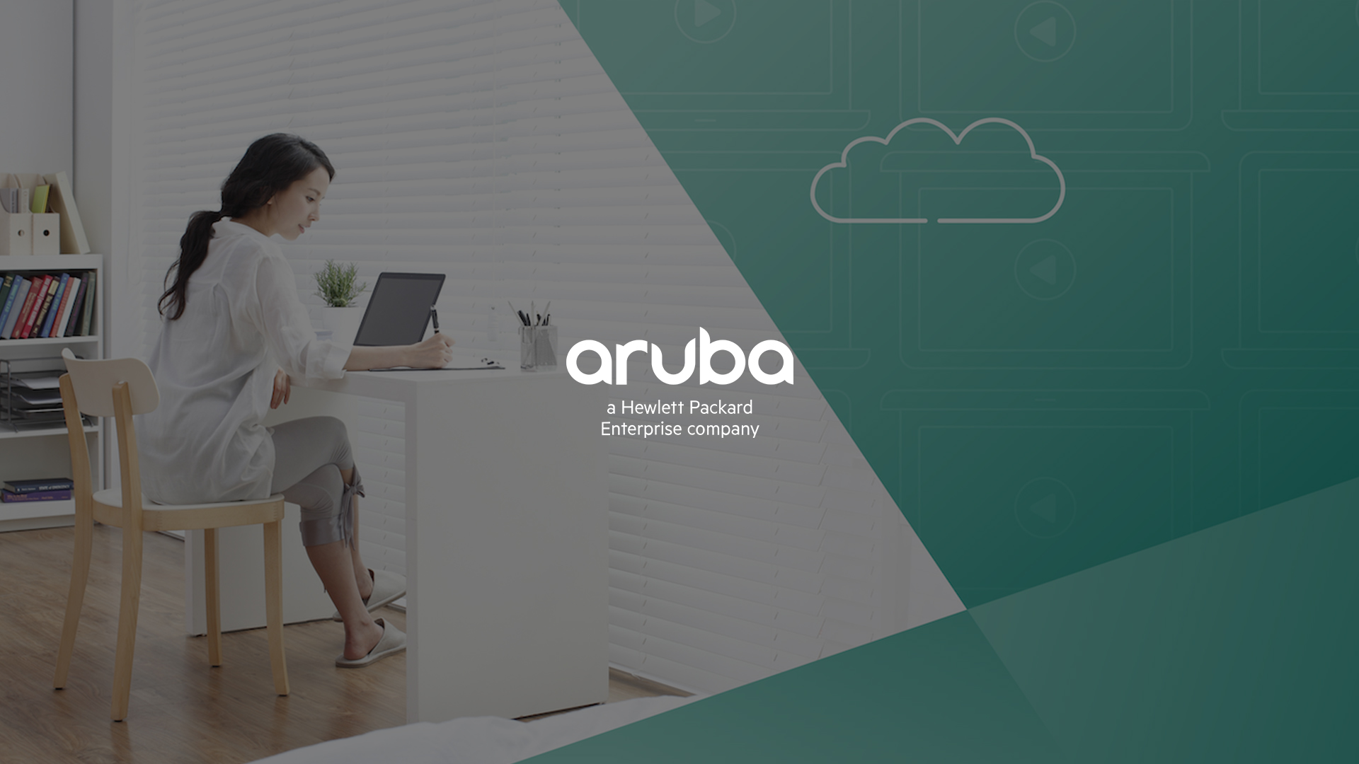 Aruba: Work From Home And Stay Productive