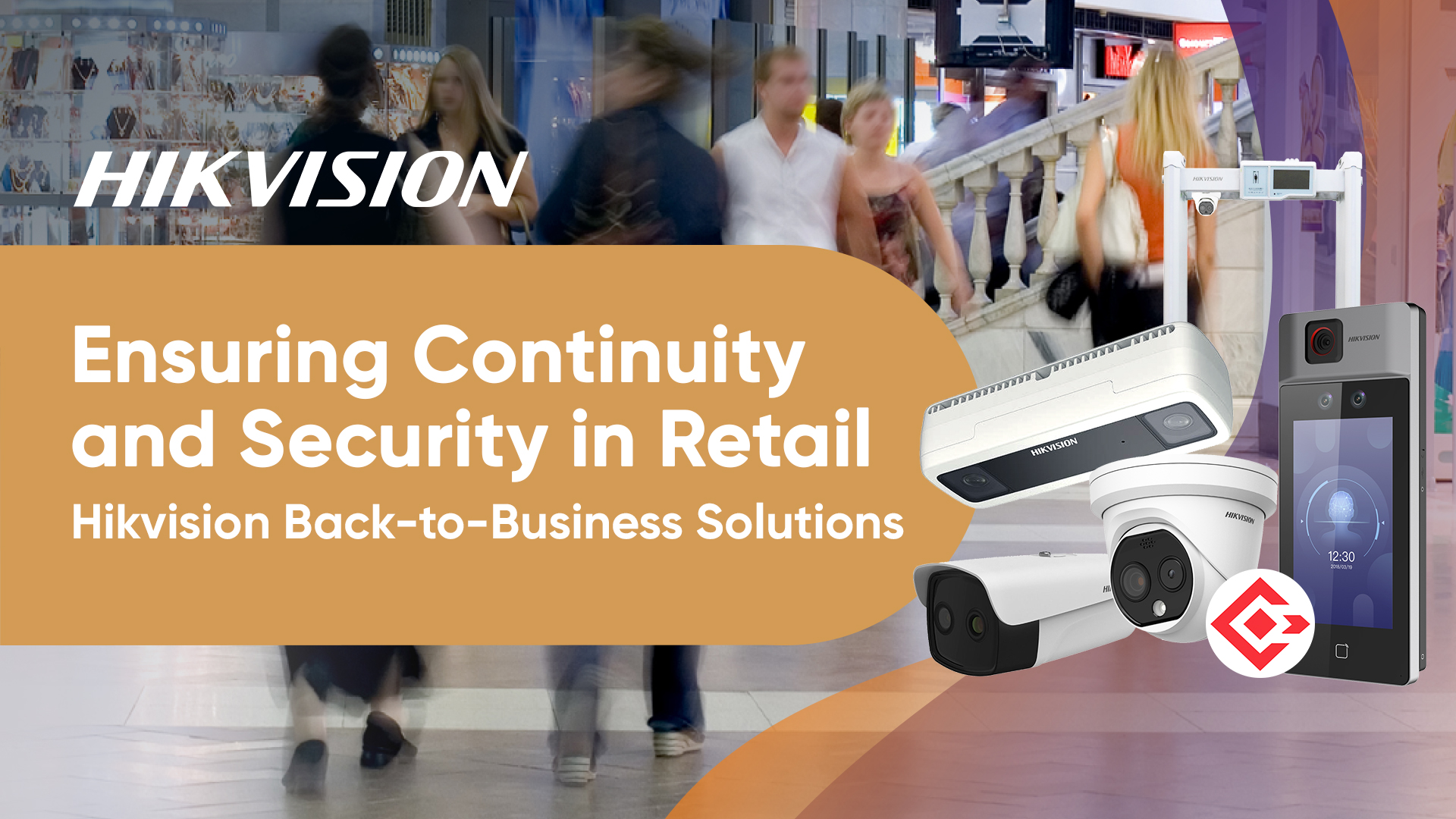 Hikvision Back-to-Business Solutions